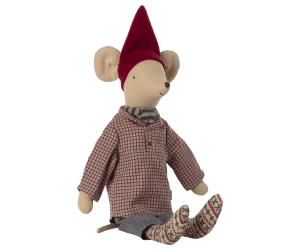 Christmas mouse, Medium Boy - Maileg     LEV OKT/NOV)