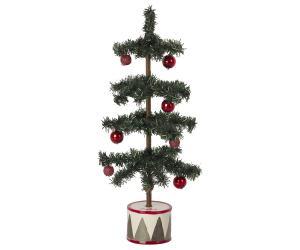 Christmas tree 15 cm - Antique silver - Maileg     LEV NOV/DEC