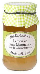 Marmelad, Citron & Lime - Mrs Darlington