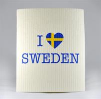 Disktrasa, I love Sweden - Mellow Design