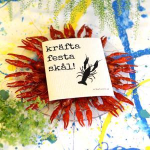 Disktrasa, KRÄFTA FESTA SKÅL - Erika Tubbin