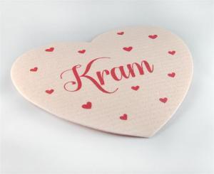 Disktrasa, Kram (rosa) - Mellow Design