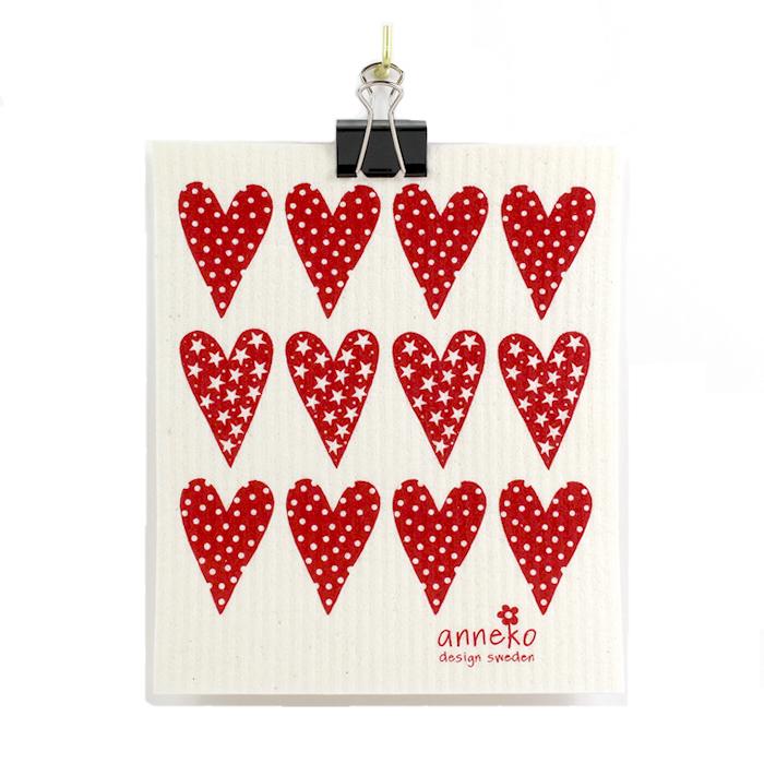 Disktrasa Hjärtan- Anneko Design