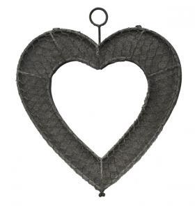 Eldgarden, Hjärta i hönsnät