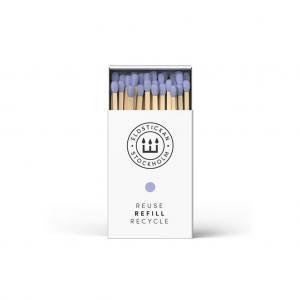 Eldstickan tändstickor, lavendel (refill)