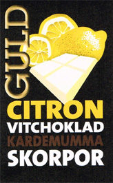 Citron, vit choklad & kardemumma-skorpor - Emmas Skafferi