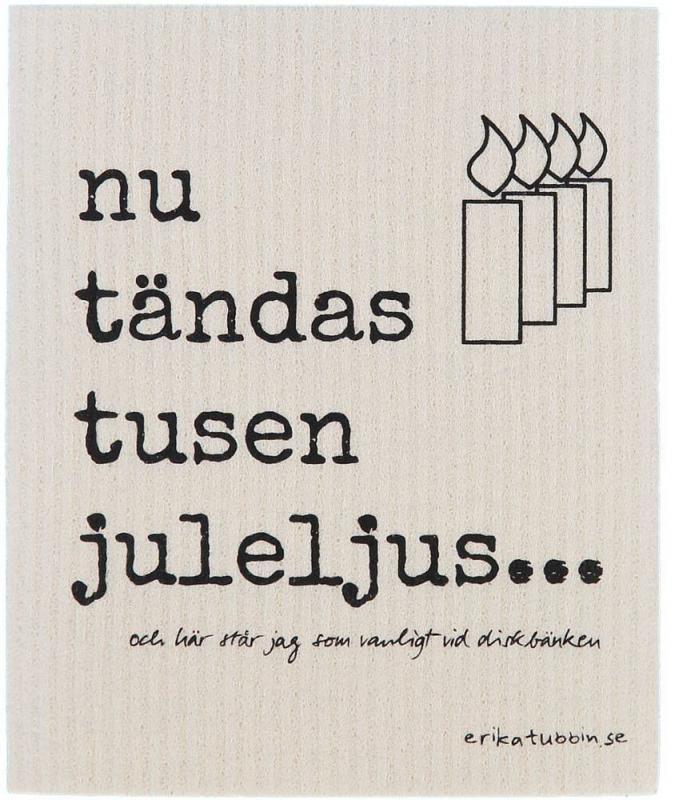 Disktrasa, NU TÄNDAS - Erika Tubbin