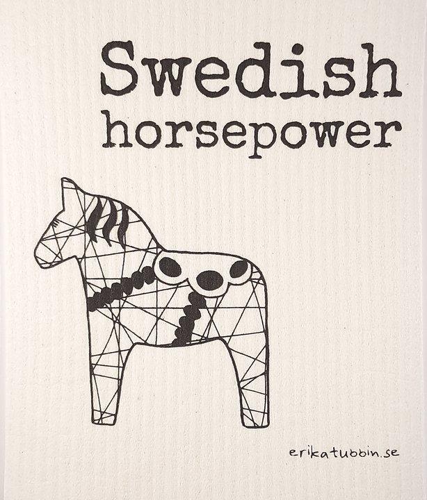 Disktrasa, Swedish Horsepower- Erika Tubbin