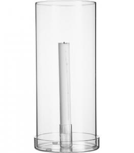 ERNST Stilren ljusstake i klarglas