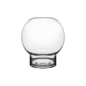 ERNST Glasvas, höjd 18,5 cm