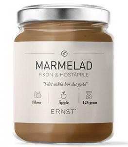 ERNST Marmelad (fikon/höstäpple)
