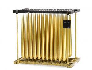 Guld ljus, 32 cm (metallic) - Ester & Erik
