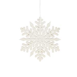 Falmark Vit hängande dekoration flinga - Storefactory - KOMMER OKT/NOV
