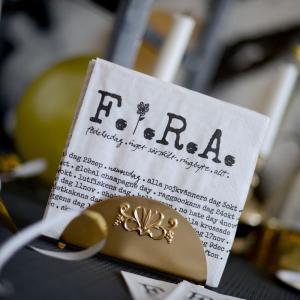 Servett, FIRA - Erika Tubbin