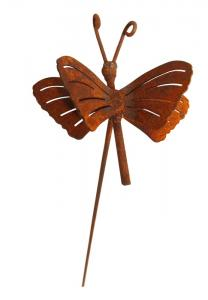 Fjäril mini stick - Eldgarden