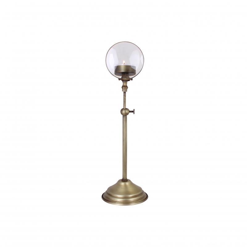Förstoringsglas för Värmeljus Antik Mässing Liten