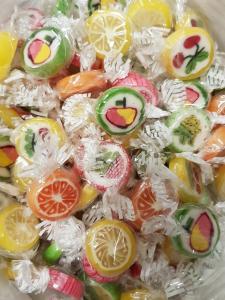 Fruktkarameller
