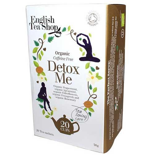 Hälsote, Detox me - English Tea Shop