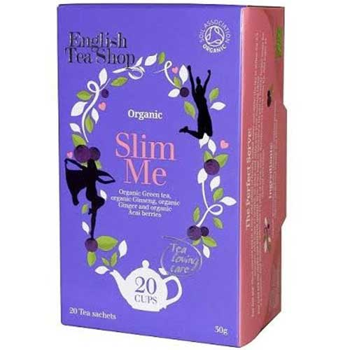 Hälsote, Slim me - English Tea Shop
