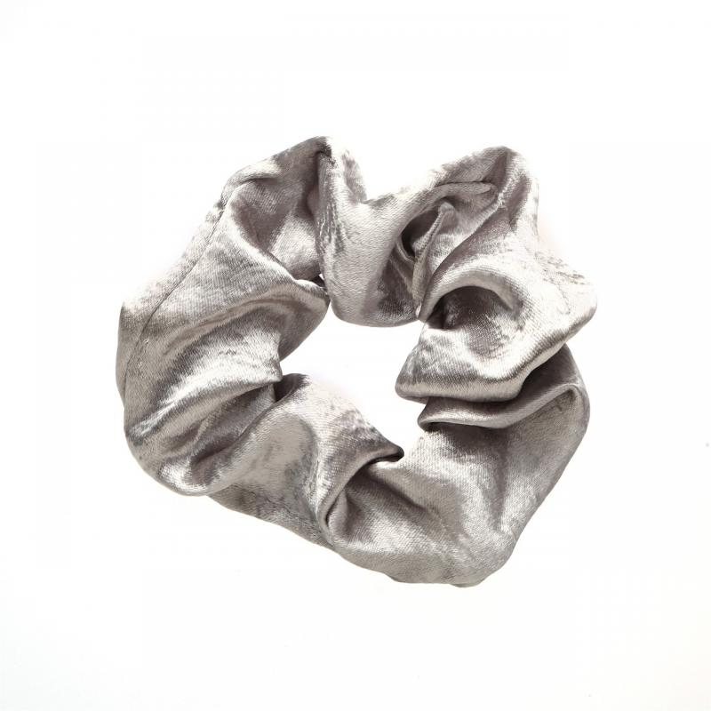 Gemini Hårsnodd, Silver