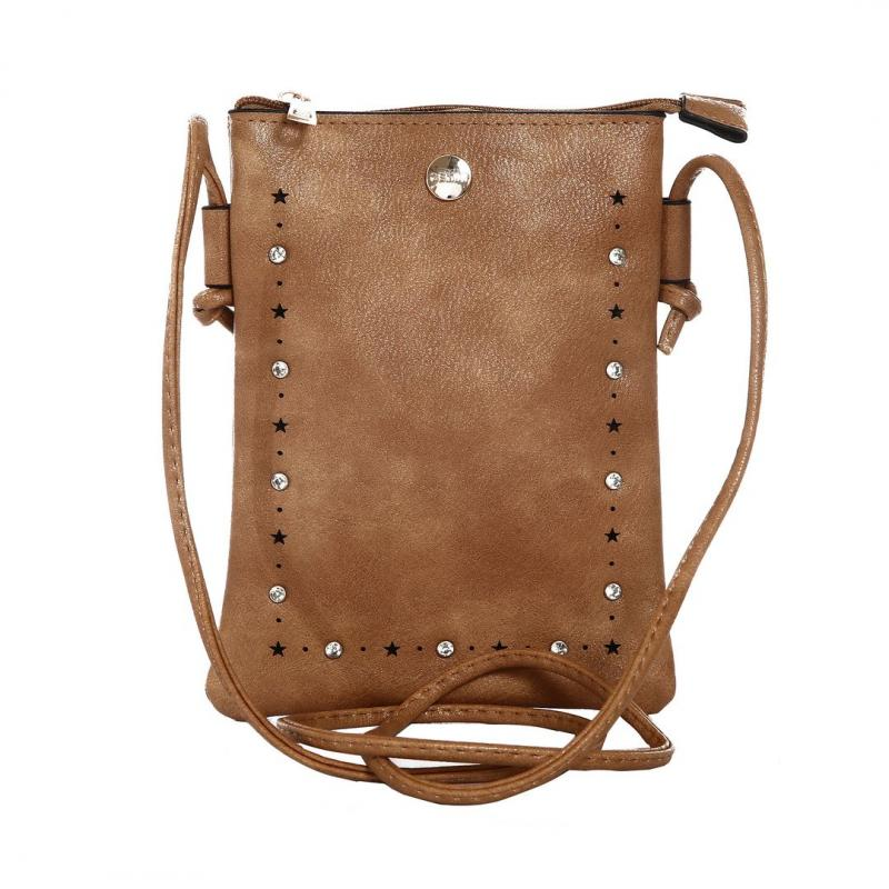 Gemini, Väska SILJE (brun)
