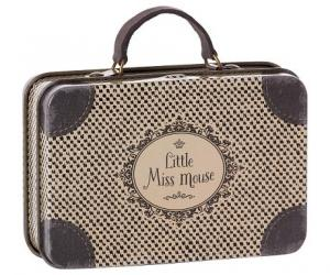 Suitcase, metal - Little Miss Mouse