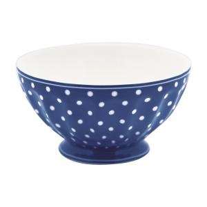 French bowl xlarge Spot blue
