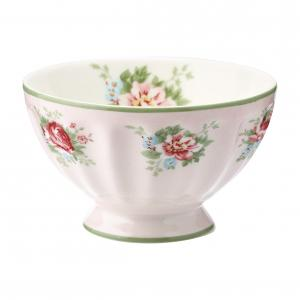 French bowl medium Aurelia pale pink