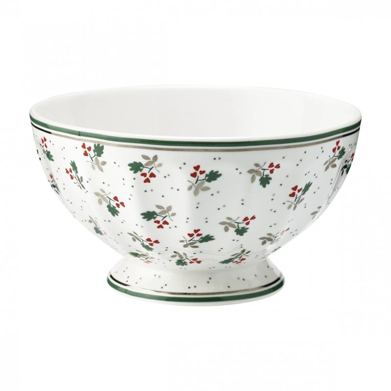 French bowl xlarge Joselyn white