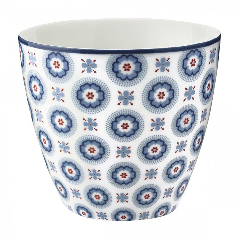 Latte mugg Erin petit pale blue
