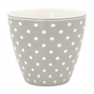 Latte mugg Spot grey