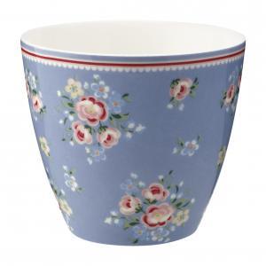 Latte mugg Nicoline dusty blue