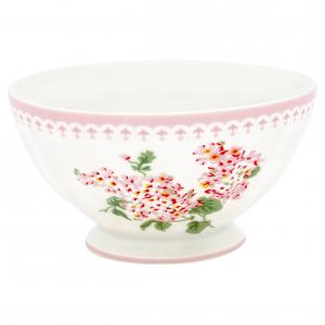 French bowl xlarge Luna white