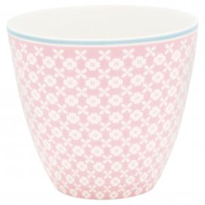 Lattemugg Helle pale pink
