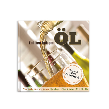 Glimra förlag: En liten bok om öl