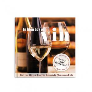 Glimra förlag: En liten bok om vin