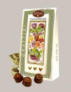 Grattis - Chokladpraliner Deluxe