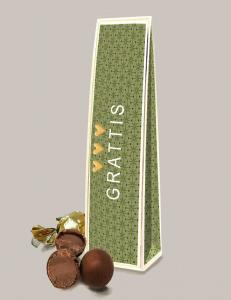 Grattis - Choklad