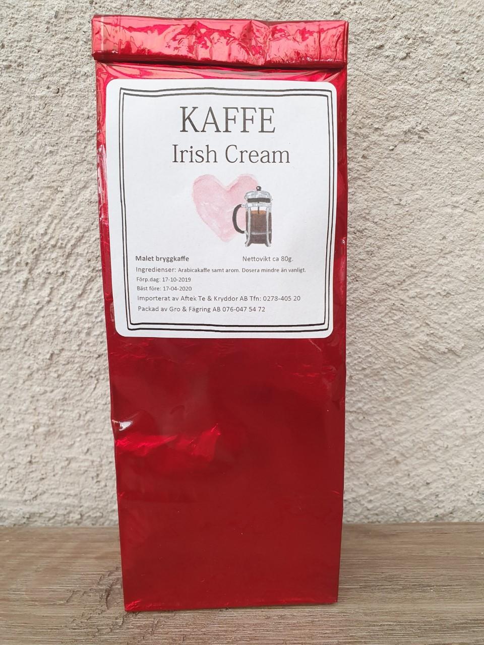 Bryggkaffe med smak av Irish Cream