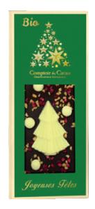 Mörk ekologisk choklad, Christmas Julgran      KOMMER I OKT/NOV