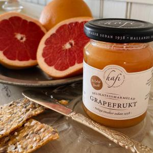 Marmelad - Grapefrukt - Hafi