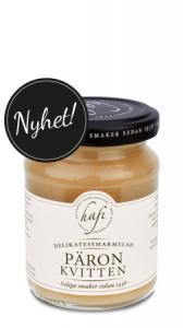 Marmelad - Päron & Kvitten - Hafi