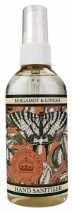 Handsprit Bergamot/Ingefära