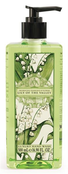 Lily of the Valley/liljekonvalj, Handtvål med pump (AAA)