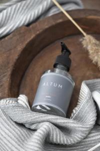 Handtvål ALTUM Amber, tvålpump 250 ml - Ib Laursen