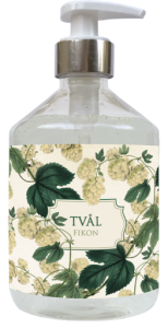 Handtvål Fikon/Humle, tvålpump 500 ml - Sköna Ting
