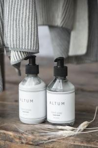 Handtvål ALTUM Marsch Herbs, tvålpump 250 ml - Ib Laursen