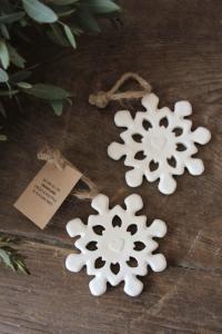 Hanging Snowflake - Majas Cottage (beräknas komma i oktober)