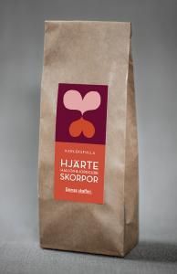 Hjärteskorpor, Hallon & Jordgubb - Emmas Skafferi