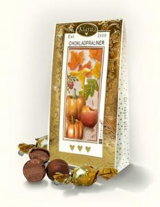 Höstmys - Chokladpraliner